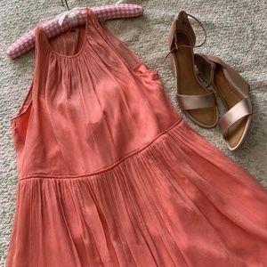 J.Crew Silk Chiffon Megan Special Occasions Dress